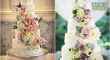 Tile puzzle - wedding cake