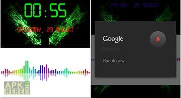 Voice screen lock hd