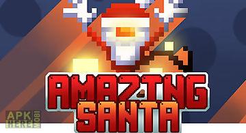 Amazing santa