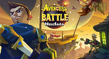 Avengers battle: hero saga