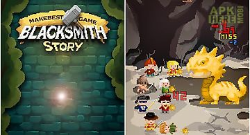 Blacksmith story hd