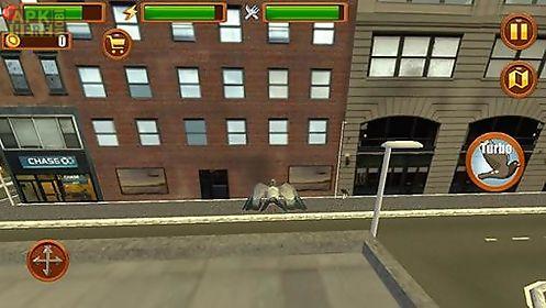 city bird: pigeon simulator 3d