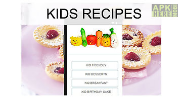 Baby food recipes for android free download at apk here store kids recipes food forumfinder Gallery