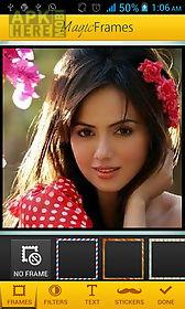 photo frames magic