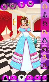 princess dress up games free