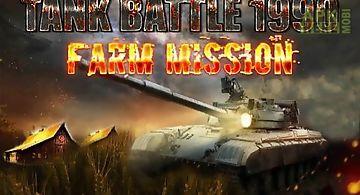 Tank battle 1990: farm mission
