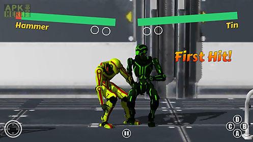 battle robot fight hd