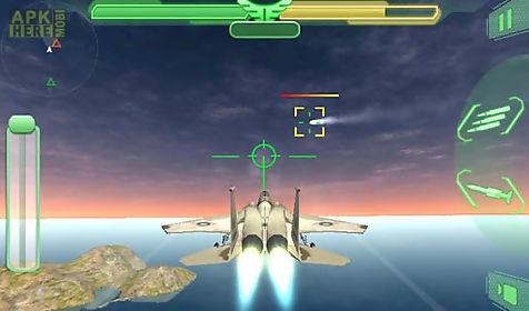 f16 vs f18 air fighter attack