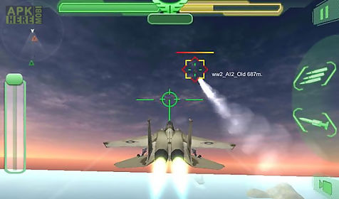 f16 vs f18 air fighter attack