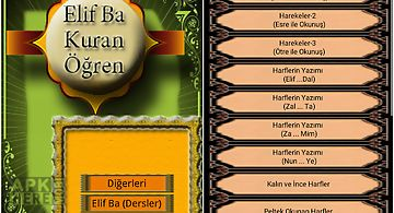 Learn quran voiced elif ba