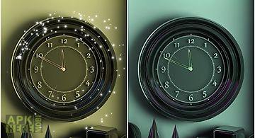 Wall clock Live Wallpaper