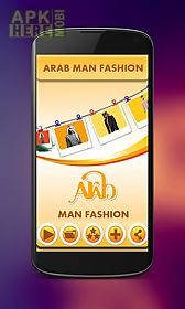arab man fashion
