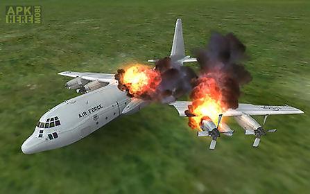 cargo airplane simulator 2017