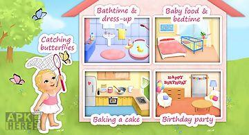 Sweet baby girl - dream house - ..