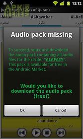 audio pack (mishary alafasy)