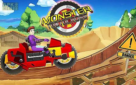 monster bike motocross