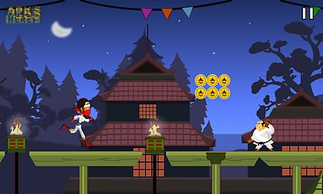 Ninja mission for Android free download at Apk Here store