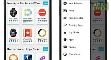 Smartwatch center android wear