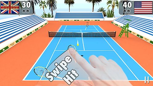 smash tennis 3d