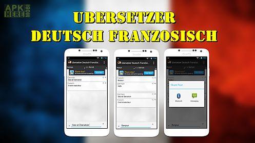 translator german french