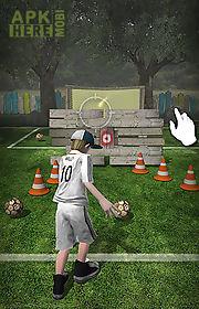 willy the striker: soccer
