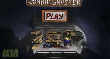 Crushed zombies