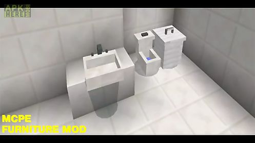 Furniture Mod For Mcpe For Android Free Download At Apk Here Store