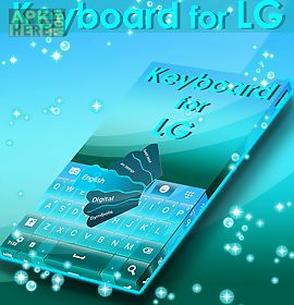 Keyboard for lg for Android free download at Apk Here store