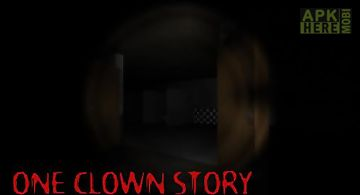 One clown story