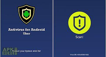 Security antivirus cleaner