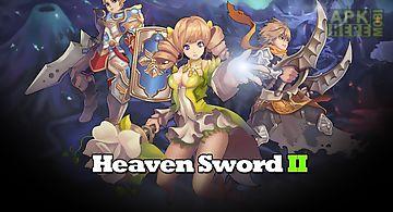 ★ 3d mo rpg heaven sword ii★