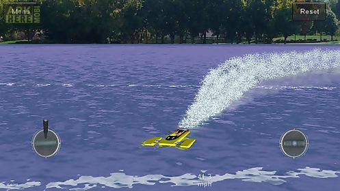 absolute rc boat sim