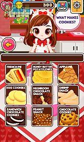 chef judy: snack maker