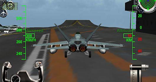 f18 3d fighter jet simulator