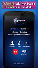party line chat app