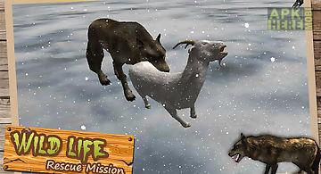 Wildlife rescue mission