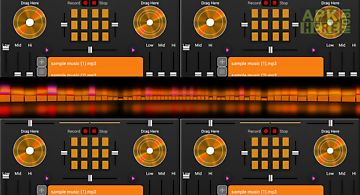Dj mix music