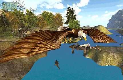 eagle fly simulator