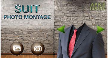 Suit photo montage