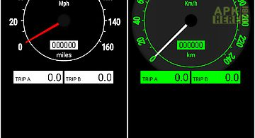 Combase speedometer