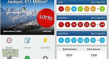 Irish lottery (lotto ireland)