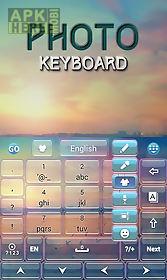 photo go keyboard theme