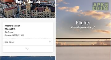 Rumbo: flights search