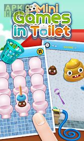 toilet game for toilet time
