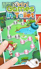 toilet game for toilet time