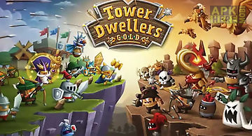 Tower dwellers: gold