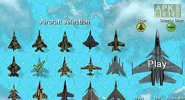 Aircraft wargame 1