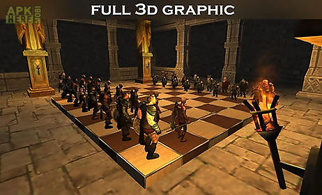 Battle chess for Android free download at Apk Here store - Apktidy com