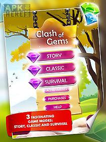 clash of gems