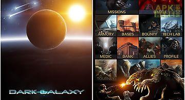 Dark galaxy: space wars